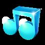 icon Next Music Widget (Volgende muziekwidget)