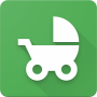 icon Baby tracker - feeding, sleep and diaper (Babyvolger - voeding, slaap en luier)