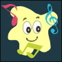 icon Baby Lullaby Music White-Noise