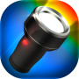 icon Color Flashlight(Kleur zaklamp)