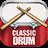 icon Classic Drum(Klassieke trommel) 6.7