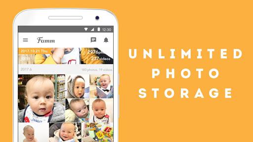 Famm - Fotoalbum voor baby en kinderen