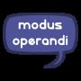 icon Modus Operandi Brightness (Modus Operandi Helderheid)