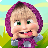 icon com.indigokids.mim(Masha and the Bear Child Games) 2.5.1