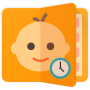 icon Baby Daybook(Baby Daybook - Breastfeeding Care Tracker)