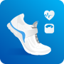 icon Pedometer & Weight Loss Coach (Stappenteller en gewichtsverliescoach)