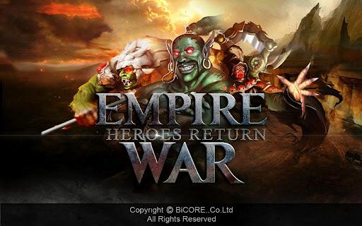 Empire War Heroes