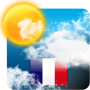 icon com.idmobile.francemeteo(Weer voor Frankrijk en de wereld)