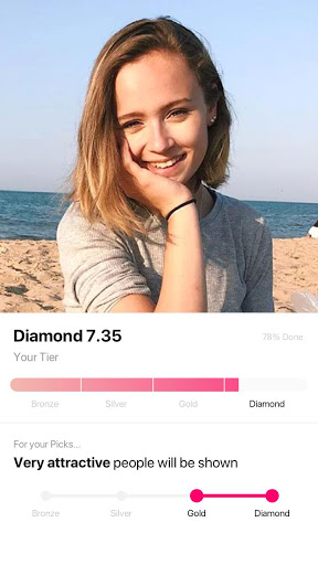 Glam - Premium Dating-app