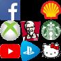 icon Picture Quiz: Logos(Beeldquiz: logos)