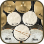 icon Drum kit (Drums) free (Drumkit (Drums) gratis)
