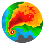 icon NOAA Weather Radar & Alerts (NOAA-weerradar en waarschuwingen)