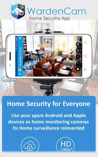 Home Beveiligingscamera WardenCam
