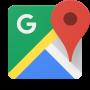 icon Maps - Navigation & Transit (Kaarten - navigatie en doorvoer)
