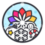 icon Coloring Book for Me(Kleurboek voor mij en Mandala)