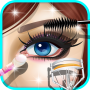 icon Eyes Makeup Salon - kids games (Eyes Makeup Salon - kinderspellen)