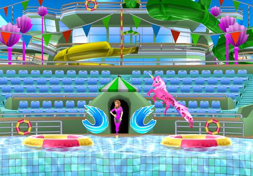 Mijn dolfijnen show
