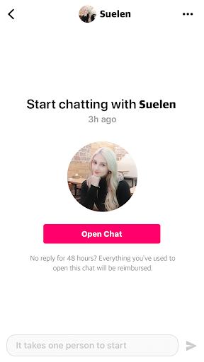 Glam - Premium Dating-app