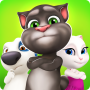 icon Talking Tom Bubble Shooter