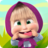 icon com.indigokids.mim(Masha and the Bear Child Games) 3.0.2