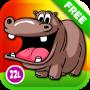icon Kids Animals Farm and Zoo Free (Kinderen Dieren Boerderij en Dierentuin Gratis)