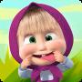 icon com.indigokids.mim(Masha and the Bear Child Games)