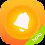 icon Hola Notification(Hola Notification-Sweet Helper)