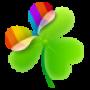 icon Black Tears GO Launcher Theme