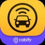 icon Easy(Gemakkelijk - taxi, auto, ridesharing)