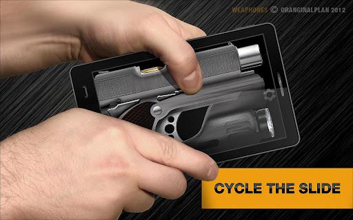 Weaphones ™ Gun Sim Free Vol 1