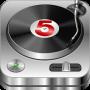 icon DJStudio 5(DJ Studio 5 - Gratis muziekmixer)