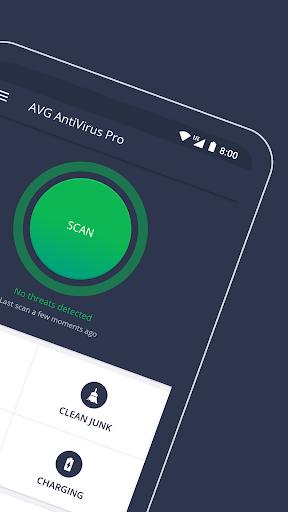 AVG AntiVirus GRATIS voor Android-beveiliging 2017