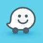 icon Waze - GPS, Maps & Traffic (Waze - GPS, kaarten en verkeer)