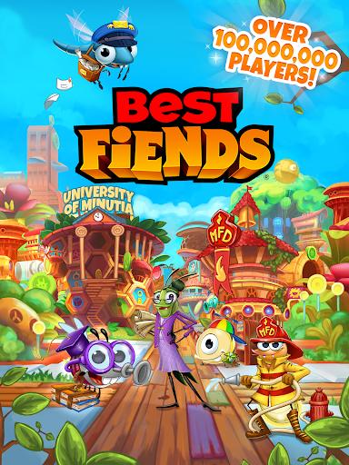 Best Fiends - Puzzle Adventure