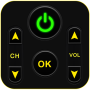 icon Universal TV Remote Control (Universele tv-afstandsbediening)
