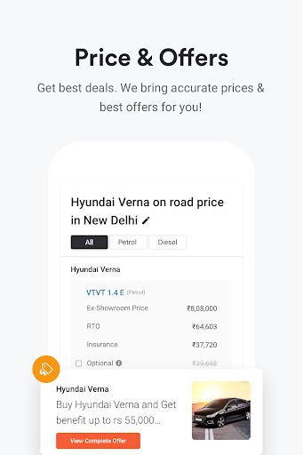 Autos India - Koop een nieuwe, gebruikte auto