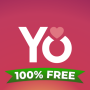 icon YoCutie(YoCutie - 100% gratis dating-app - Flirt, Chat, Meet)