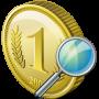 icon تحويل العملات والصرف (Valutawissel en uitwisseling)