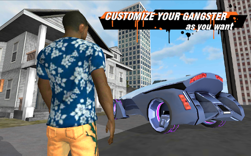 Echte gangstermisdaad