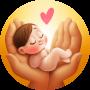 icon Baby Care(Baby Borstvoeding Tracker. Pasgeboren dagboek)