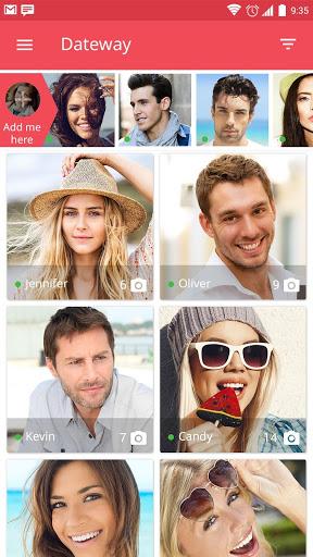 DateWay - Chat Maak kennis met nieuwe mensen