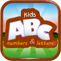 icon ABC Learning Numbers and letters Toddler games ???? (ABC-leernummers en -letters Kleuterspellen ????)