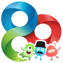icon GO Launcher-Theme, Wallpaper