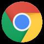 icon Google Chrome: Fast & Secure (Google Chrome: snel en veilig)